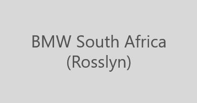BMW South Africa (Rosslyn)