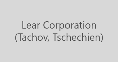 Lear Corporation (Tachov, Tschechien)