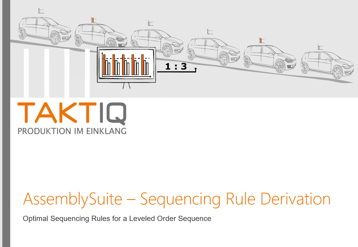 Tittel Page Sequencing Rule Derivation